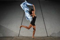 67地下舞蹈 库存图片