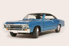 '67 Chevrolet Chevelle Royalty-vrije Stock Afbeeldingen