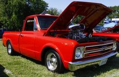 67 sobrealimentados Chevy Imagenes de archivo