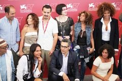 67th internationella Venedig filmfestival Arkivbild
