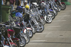 A 67th motocicleta anual Rall de Sturgis Foto de Stock