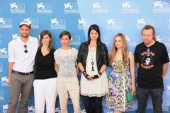 69ο φεστιβάλ ταινιών της Βενετίας στοκ εικόνες