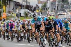 69 Tour de Pologne 2012 Stock Photo