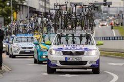 69 Tour de Pologne 2012 Stock Photography