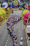 69 Tour de Pologne 2012 Royalty Free Stock Images