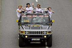69 turnera de Pologne 2012 Fotografering för Bildbyråer