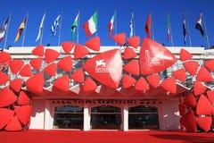 69th Ekranowy Wenecja Festiwal Obrazy Stock