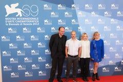69th Festival de película de Veneza Fotos de Stock