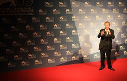 69th Venedig filmfestival Royaltyfri Foto