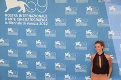 69th Venedig filmfestival Arkivbilder