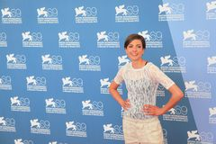 69th Venedig filmfestival Arkivfoto