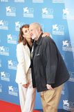 69th Venice Film Festival Stock Photos