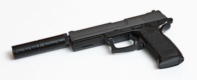 6mm BB pistol Stock Images