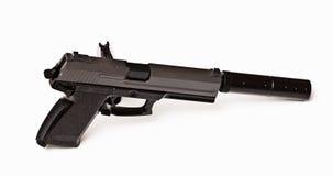 6mm BB-Pistole stockfotos