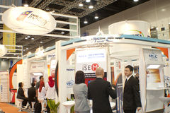 6th World Islamic Economic Forum (WIEF) Stock Photos