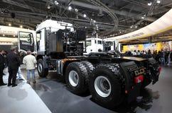大众6x4拖拉机卡车 图库摄影