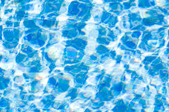7个池游泳 免版税库存图片