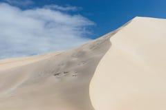 7个沙丘 库存照片