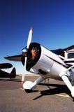 7个航空器古董 免版税图库摄影
