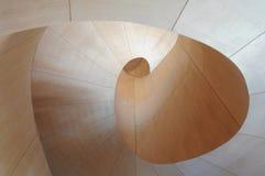 7个艺术galler gehry安大略楼梯 免版税库存照片