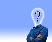 7企业概念 库存例证