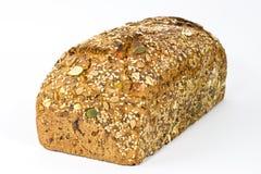 7做面包的粮谷 免版税库存照片