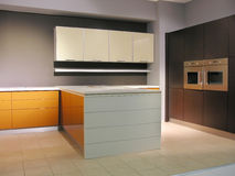 7厨房 免版税库存图片