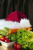 7圣诞节超级市场 库存照片