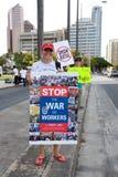 7夏威夷一集会团结 库存照片