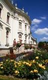 7德国ludwigsburg宫殿 免版税库存图片