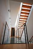7楼梯 免版税库存照片