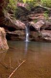 7瀑布 库存照片