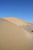 7片沙漠沙丘纳米比亚 免版税图库摄影