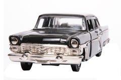 7辆汽车玩具 免版税库存照片