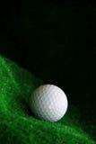 7高尔夫球 免版税库存照片