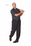 7高尔夫球 图库摄影