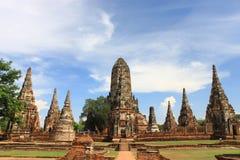 7 świątynia Fotografia Royalty Free