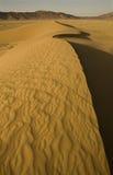 7 κυματισμένη άμμος Στοκ Φωτογραφίες