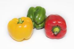 7 πιπέρια Στοκ Εικόνα