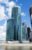 7 город moscow Стоковое Изображение