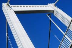 7 мост elizabeth стоковое изображение rf