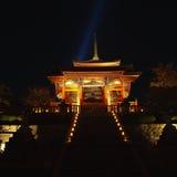 7 осень золотистый kyoto Стоковое Фото