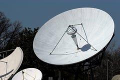 7 тарелок спутниковых Стоковая Фотография RF