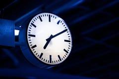 7 10 μ.μ. Στοκ εικόνες με δικαίωμα ελεύθερης χρήσης