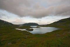 7 2008 fiords norway Arkivfoton