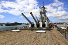 7 2011年第70颗周年纪念12月港口珍珠 免版税库存照片