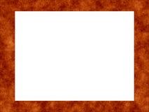生锈的框架7 免版税库存照片