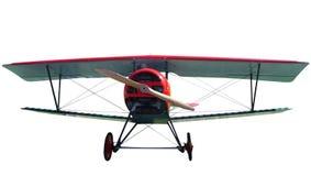 7/8 di replica di un biplano di Nieport dei 1916 francesi Immagine Stock Libera da Diritti