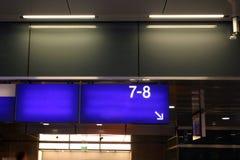 7 8 gates στοκ φωτογραφία με δικαίωμα ελεύθερης χρήσης