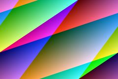 #7 abstrait illustration libre de droits
